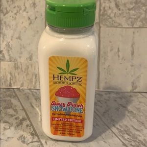 Hempz wild blueberry